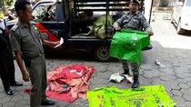 Cegah Keributan, Sejumlah Bendera Ormas di Jaksel Diturunkan