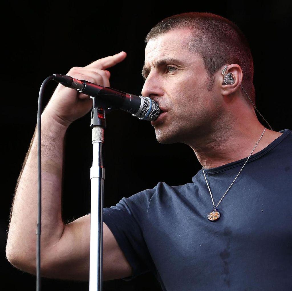 Liam Gallagher Tunda Konser, Bagaimana Nasib Tiketnya?