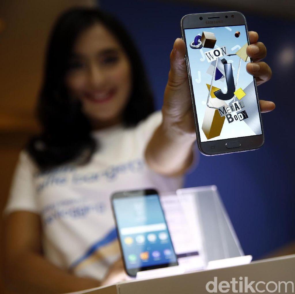 Lebih Intim dengan Samsung Galaxy J5 Pro dan J7 Pro