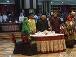 Mendikbud Jamu Makan Malam Para Raja dan Sultan se-Indonesia