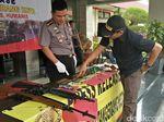 Kasus Senpi Ilegal di Tangerang, Polisi Lakukan Uji Balistik