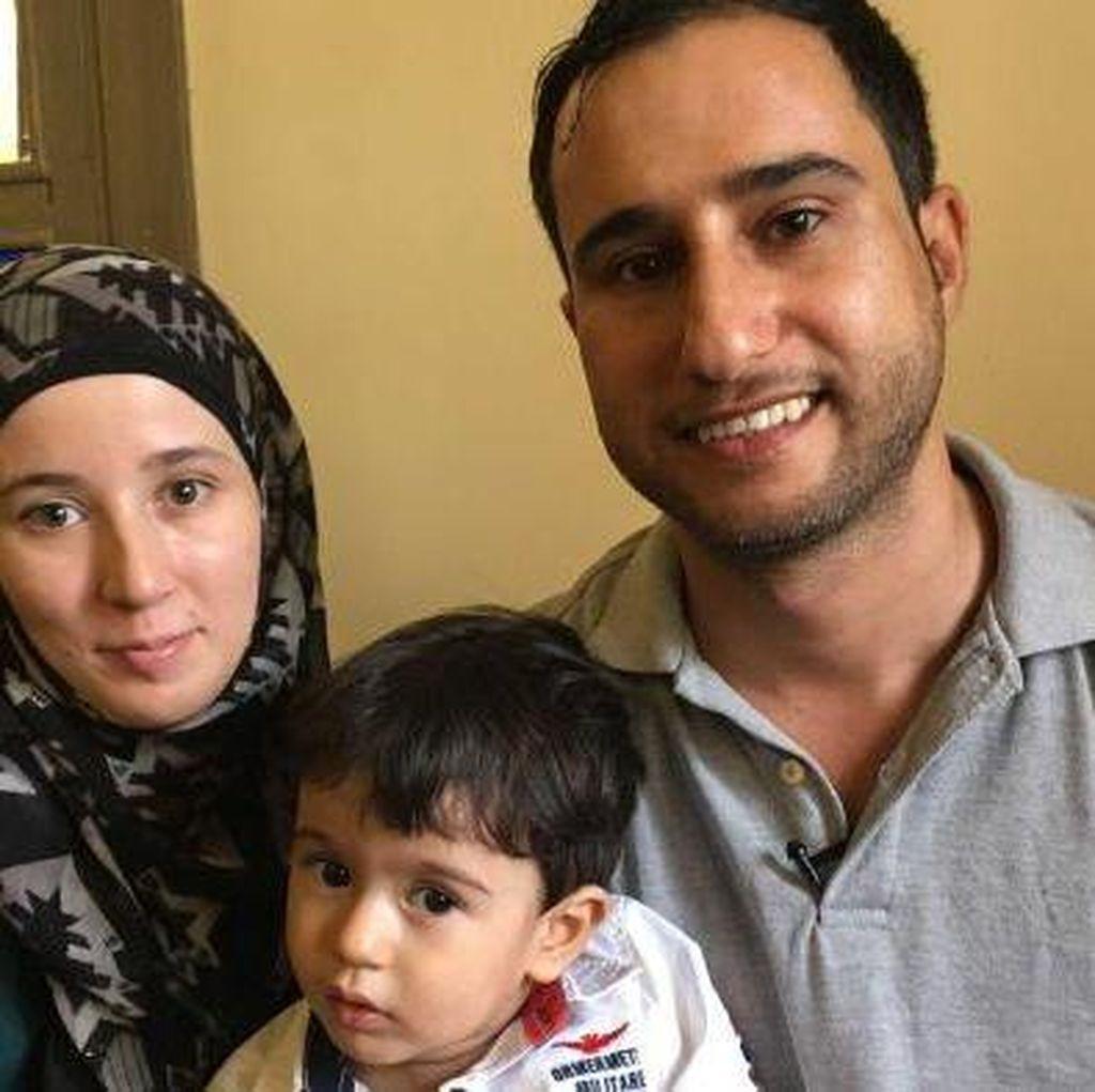 Pengungsi Suriah Langsung Dapat Visa ke Australia