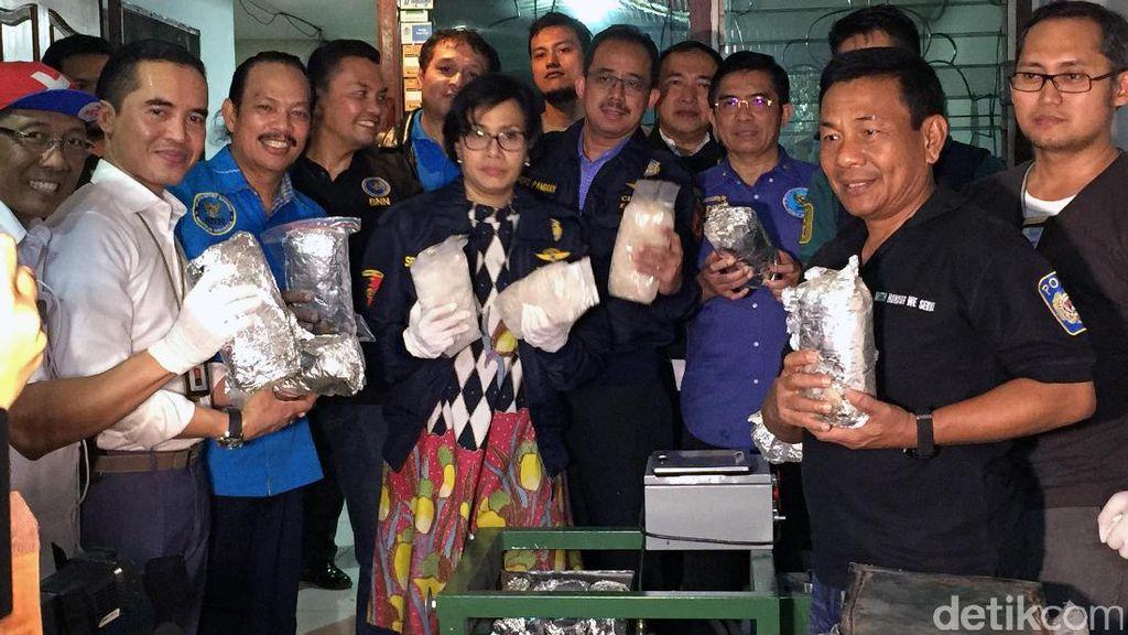 Indonesia di Tengah Serbuan Sabu dan Ekstasi dari Kartel Dunia