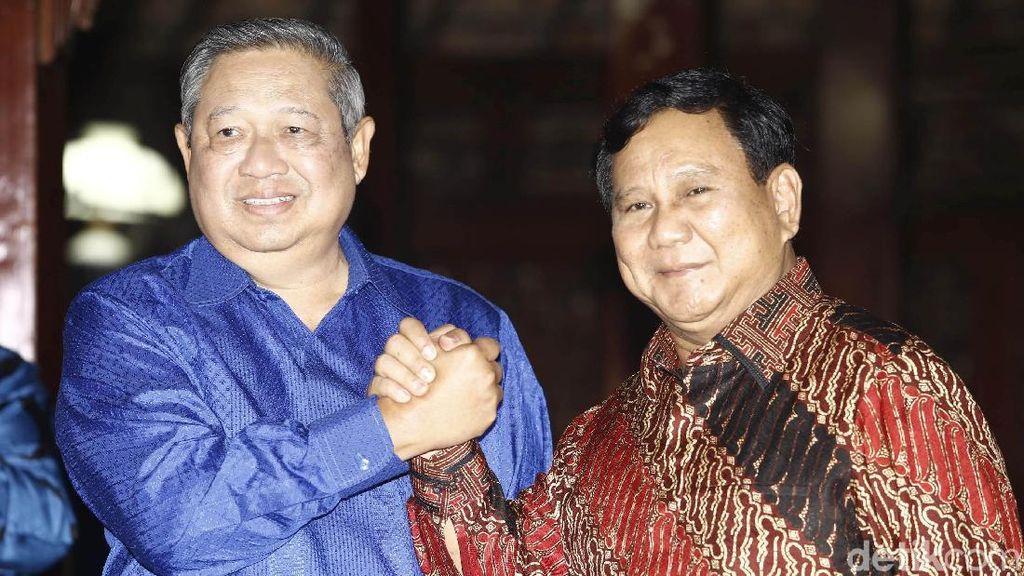 Gerindra-PD Tak Terikat Koalisi, SBY-Prabowo No Deal?
