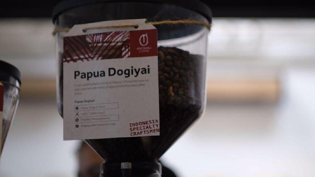 Pencinta Kopi, Ini Kopi Papua Dogiyai yang Unik Semerbak