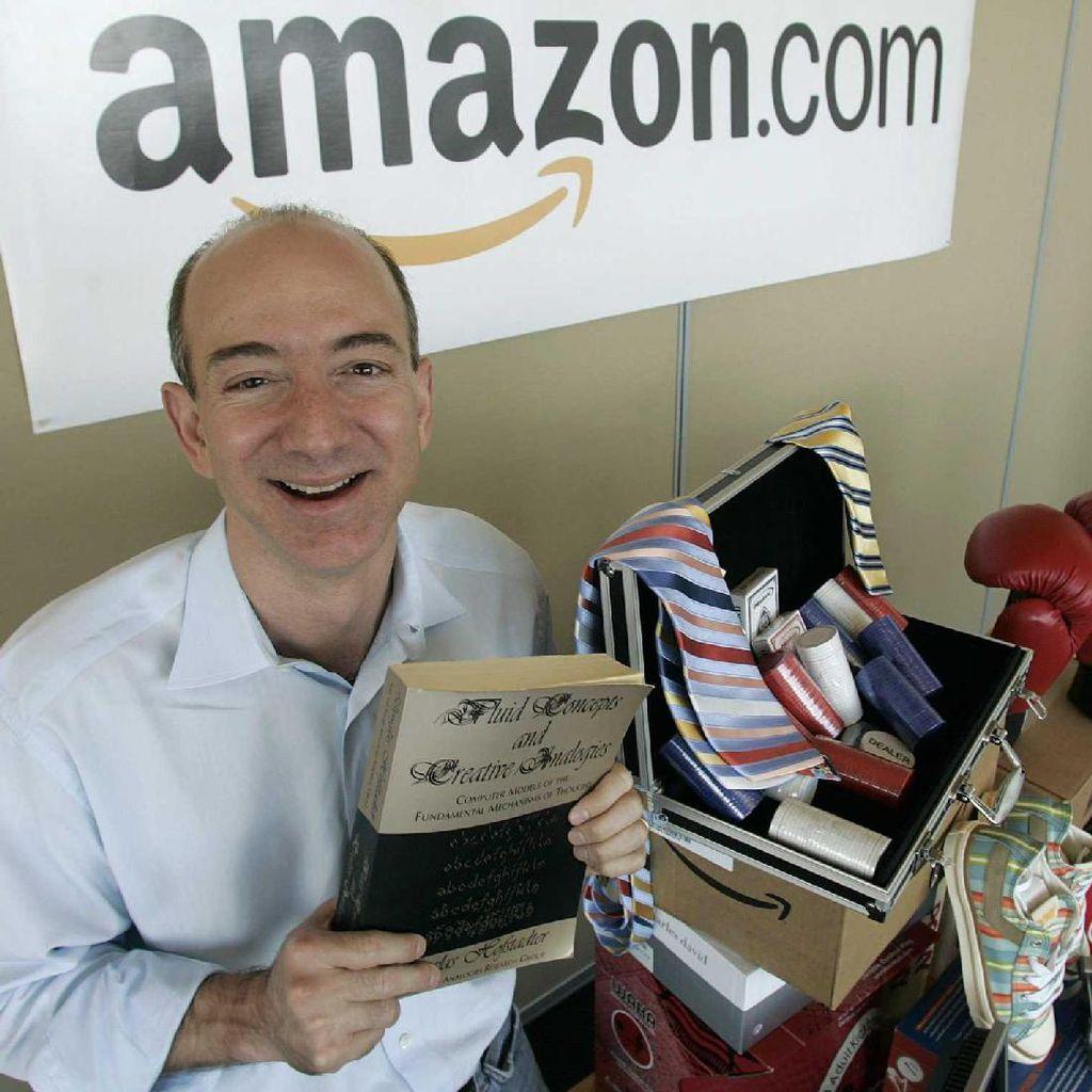 Pria Culun Penjual Buku Kini Hartanya Mau Salip Bill Gates