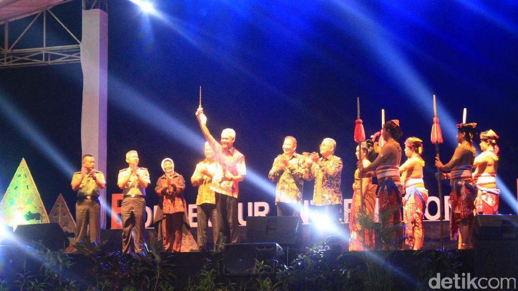 Borobudur Internasional Festival 2017 Resmi Dibuka Malam Ini