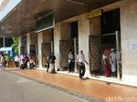 Massa Aksi 287 Mulai Berdatangan ke Masjid Istiqlal