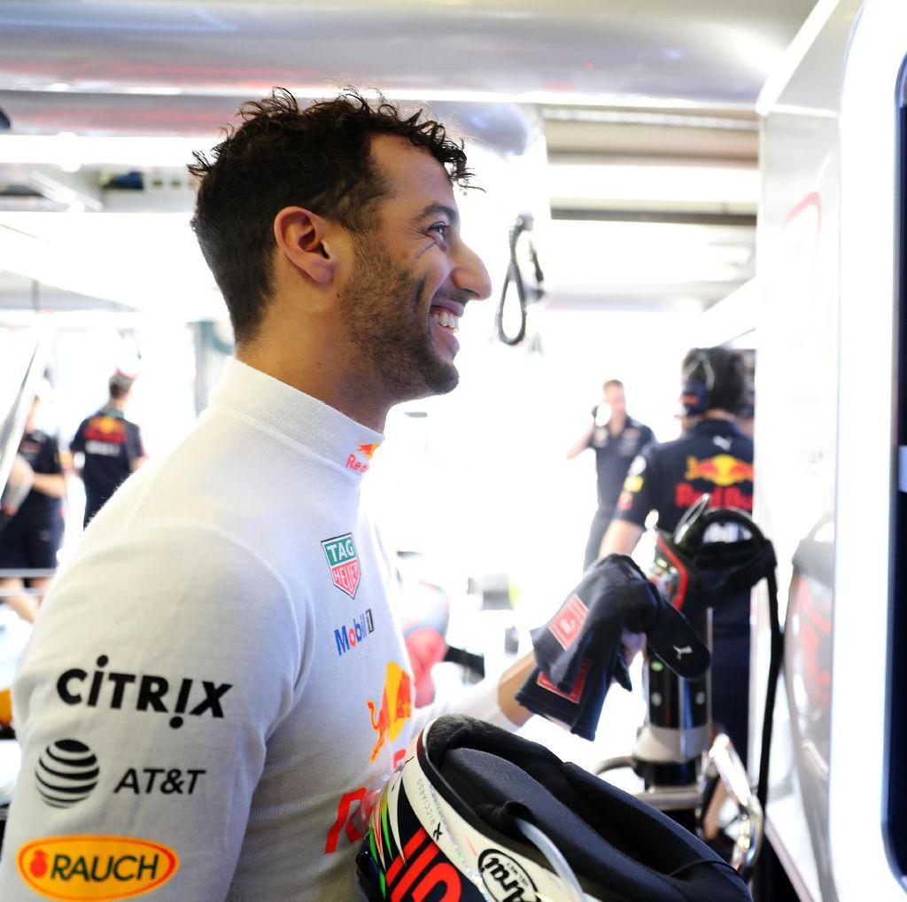 Ricciardo Optimistis Rebut Pole di GP Hongaria