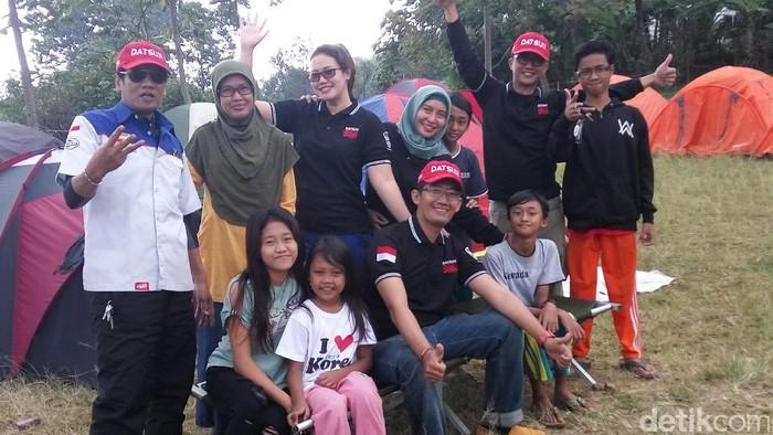 Komunitas Datsun Rayakan HUT dengan Bersih-bersih di Probolinggo