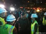Jelang Open Traffic, Menteri PUPR Jajal Simpang Susun Semanggi