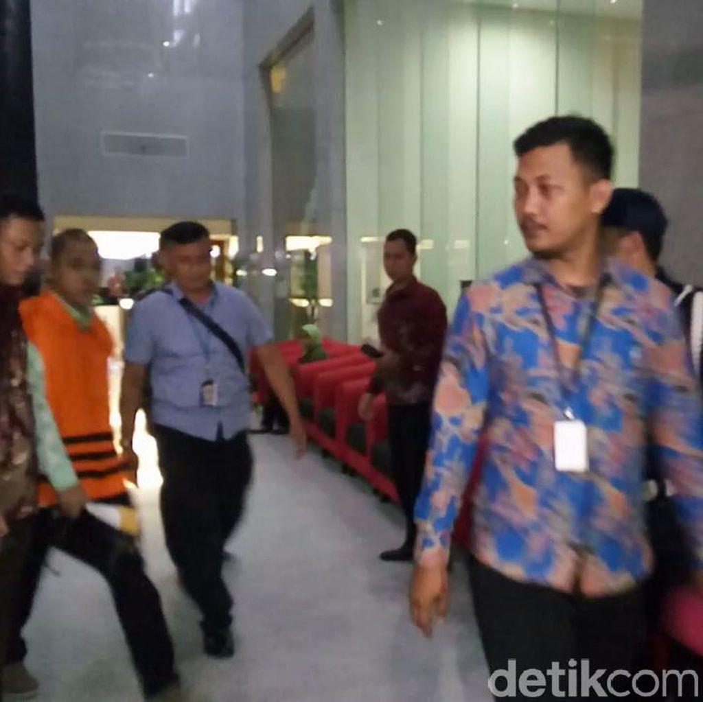 Ditetapkan Tersangka, Anggota DPRD Jatim Ini Langsung Ditahan KPK
