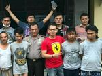 Ditegur Main Petasan, Ayah dan 4 Anak Keroyok Ulama di Cianjur