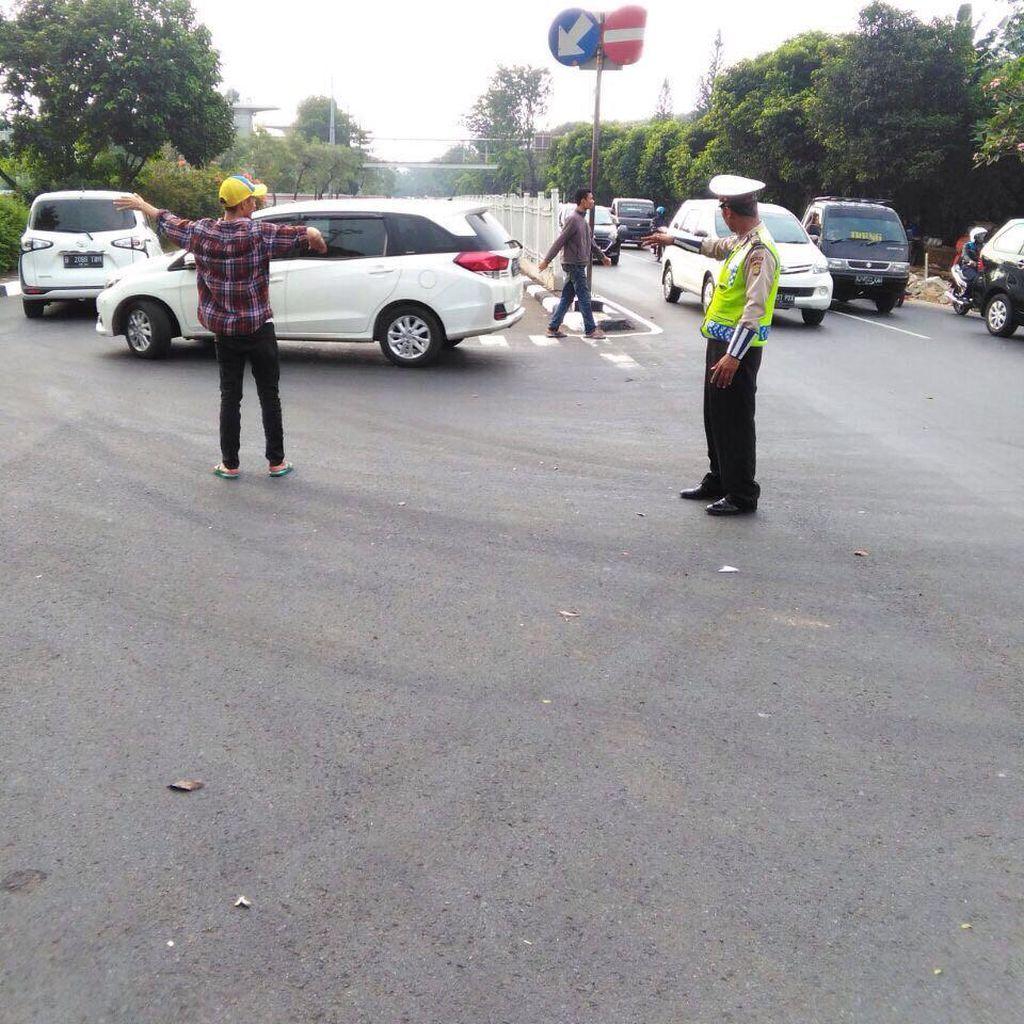Polisi akan Lantik Supeltas yang Telah Dilatih Sabtu