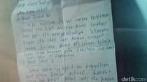 Ini Isi Surat Wasiat yang Ditinggalkan Pasutri yang Tewas di Sleman