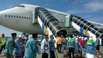 9.804 Calon Haji dari Embarkasi Surabaya Belum Terima Visa