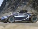 Begini Kalau Bugatti Chiron Jadi Mobil Mad Max