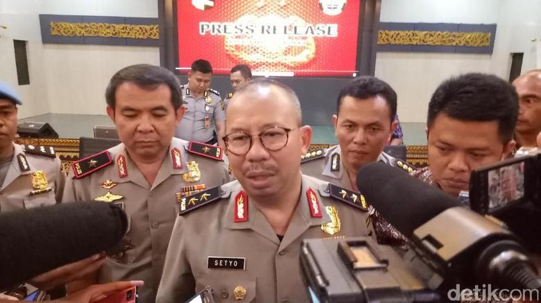 Polisi Tunggu Laporan PPATK soal Rekening Asma Dewi dan Saracen