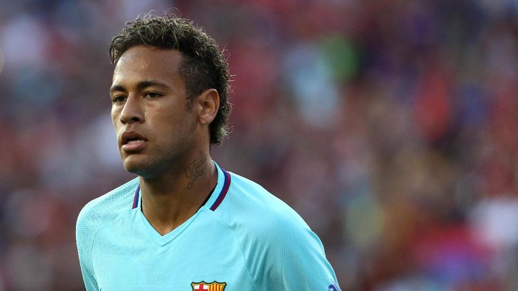 Neymar Baku Hantam dengan Semedo Saat Latihan