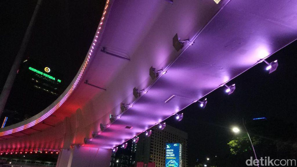 Konstruksi Simpang Semanggi Bisa Bertahan Lebih dari 100 Tahun