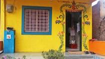 Foto: Desa yang Rumah-rumahnya Tanpa Pintu