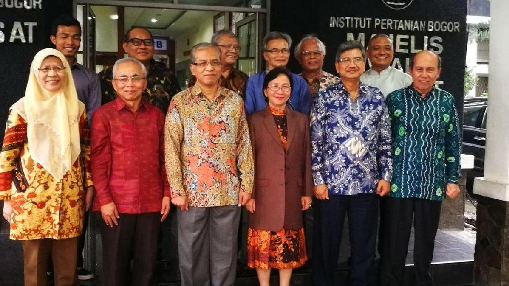 IPB Seleksi 24 Bakal Calon Rektor
