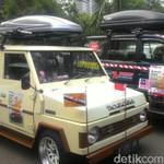 Toyota Kijang Buaya Tancap Gas ke Brunei