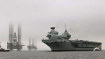 Inggris Akan Kerahkan 2 Kapal Induk ke Laut China Selatan