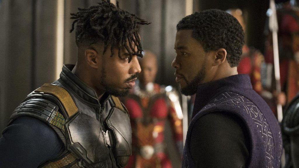 Perankan Black Panther, Chadwick Boseman Dapat Pujian dari Stan Lee