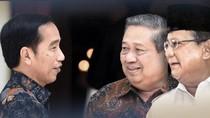 Poros Jokowi-Mega atau SBY-Prabowo?
