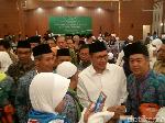Menag Lepas 386 Calon Haji Kloter Pertama 2017