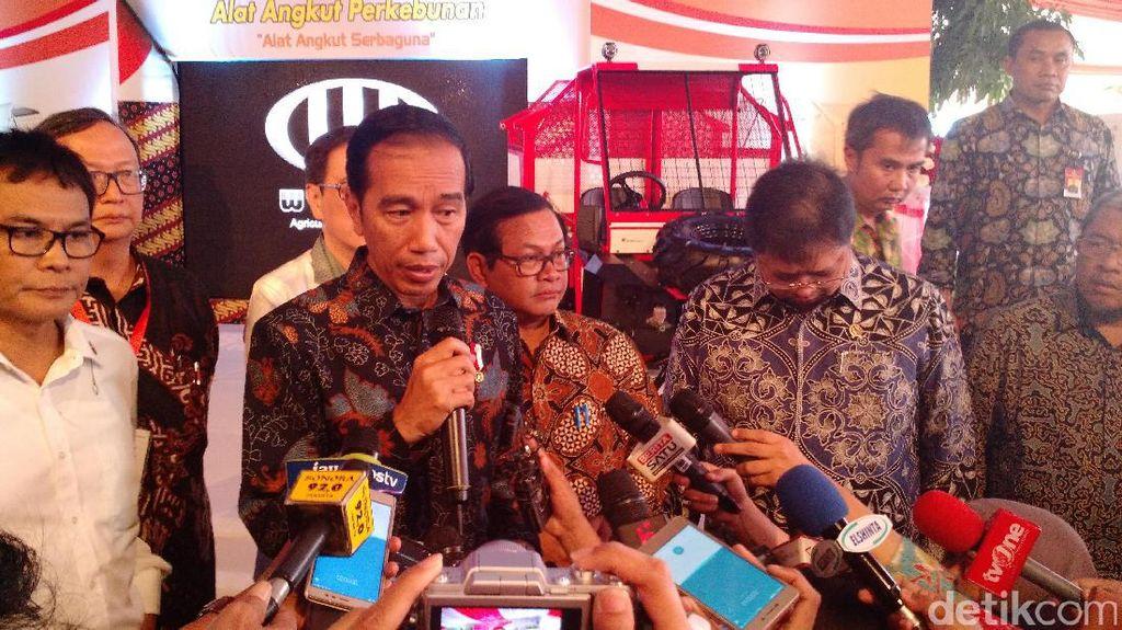 Jokowi Resmikan Pusat Pelatihan Siap Kerja di Cikarang