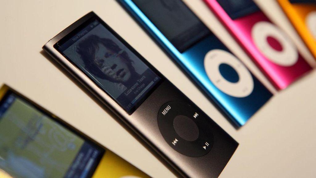 Dunia Musik Ditinggal iPod Shuffle dan iPod Nano