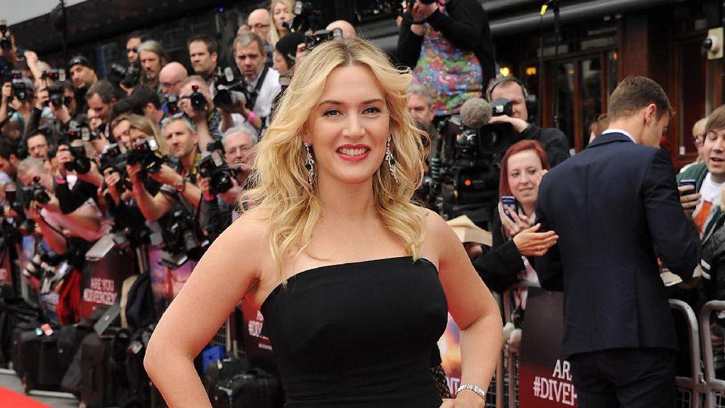 Penuh Drama, Kate Winslet Jatuh Cinta pada Suami di Tengah Kebakaran