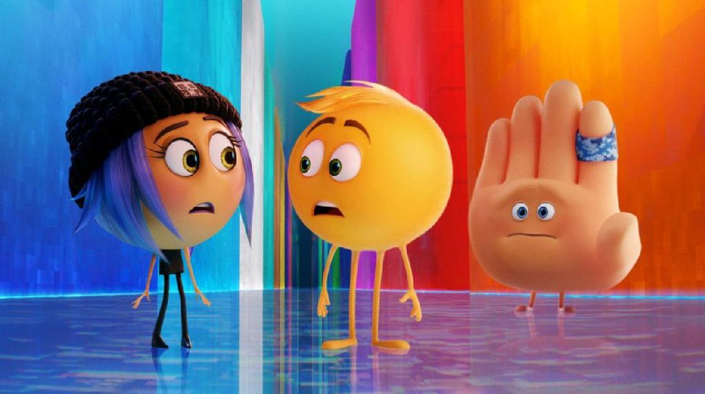 Rilis di AS, The Emoji Movie Banjir Kritik