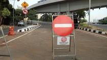 Potret Simpang Susun Semanggi Jelang Open Traffic