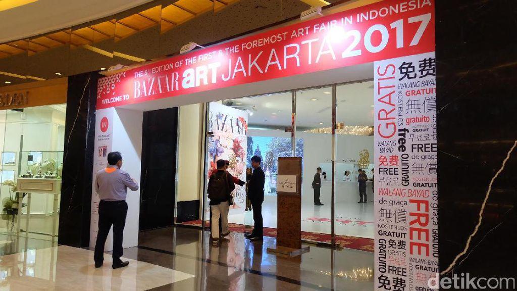 Ragam Seni Pertunjukan di Art Jakarta 2017