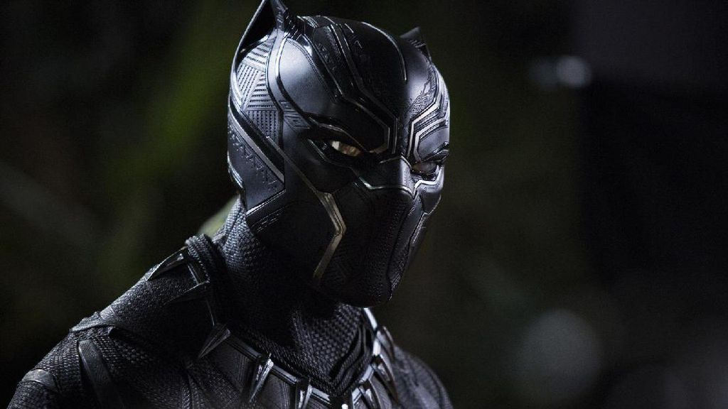 Black Panther Tak Sekadar Film Superhero