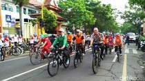 Polres Banyuwangi Imbau Pelajar Mancal Sepeda Cegah Kecelakaan