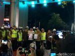 Menteri PUPR Serahkan SLF Simpang Susun Semanggi dan Koridor 13
