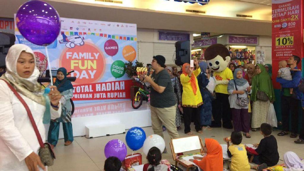 Lomba Mewarnai di Transmart Carrefour Berhadiah Puluhan Juta