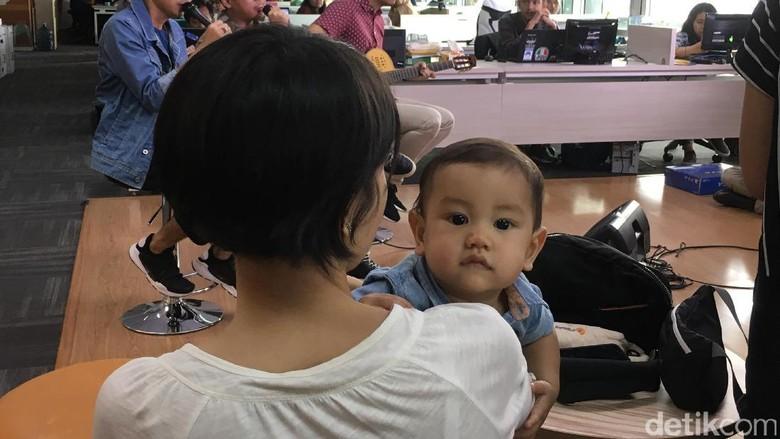 Budi, anak Rayi RAN/ Foto: Radian Nyi S