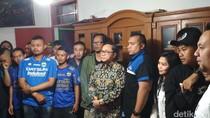 Datangi Rumah Duka Ricko, Ketua MPR Serukan Damai antar Suporter