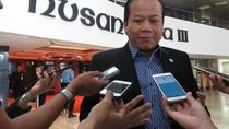 Pimpinan DPR: Masuk Alokasi, Pembangunan Gedung Tinggal Realisasi