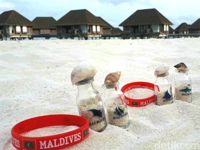 Oleh-oleh Maldives Buat Kamu Pembaca detikTravel