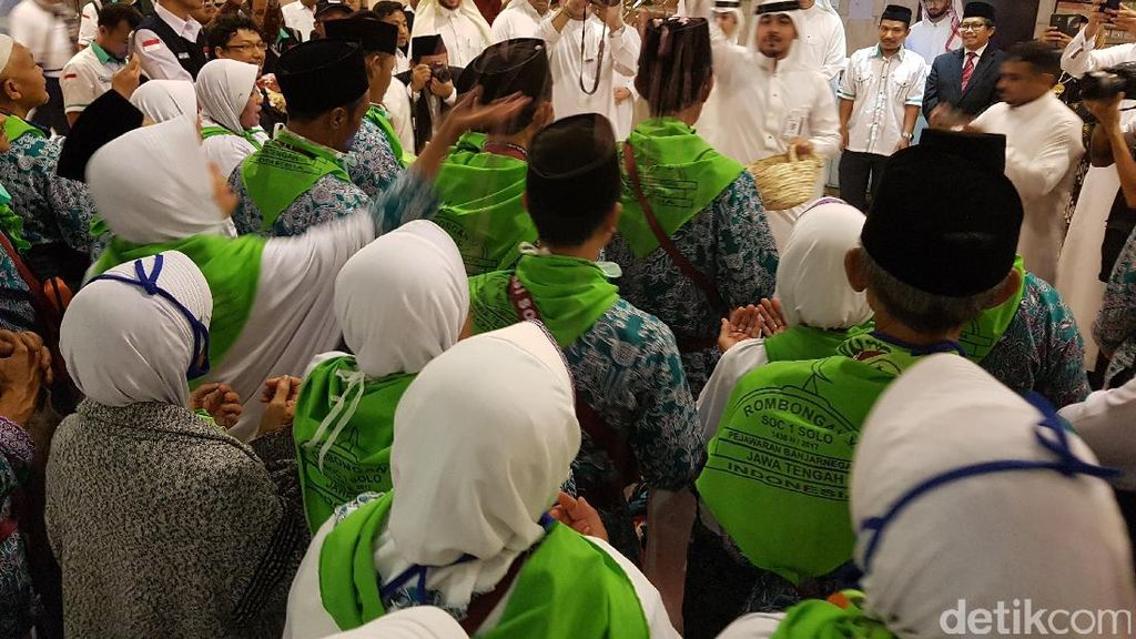 Kloter 29 Jakarta Tutup Fase Pertama Kedatangan Jemaah di Madinah