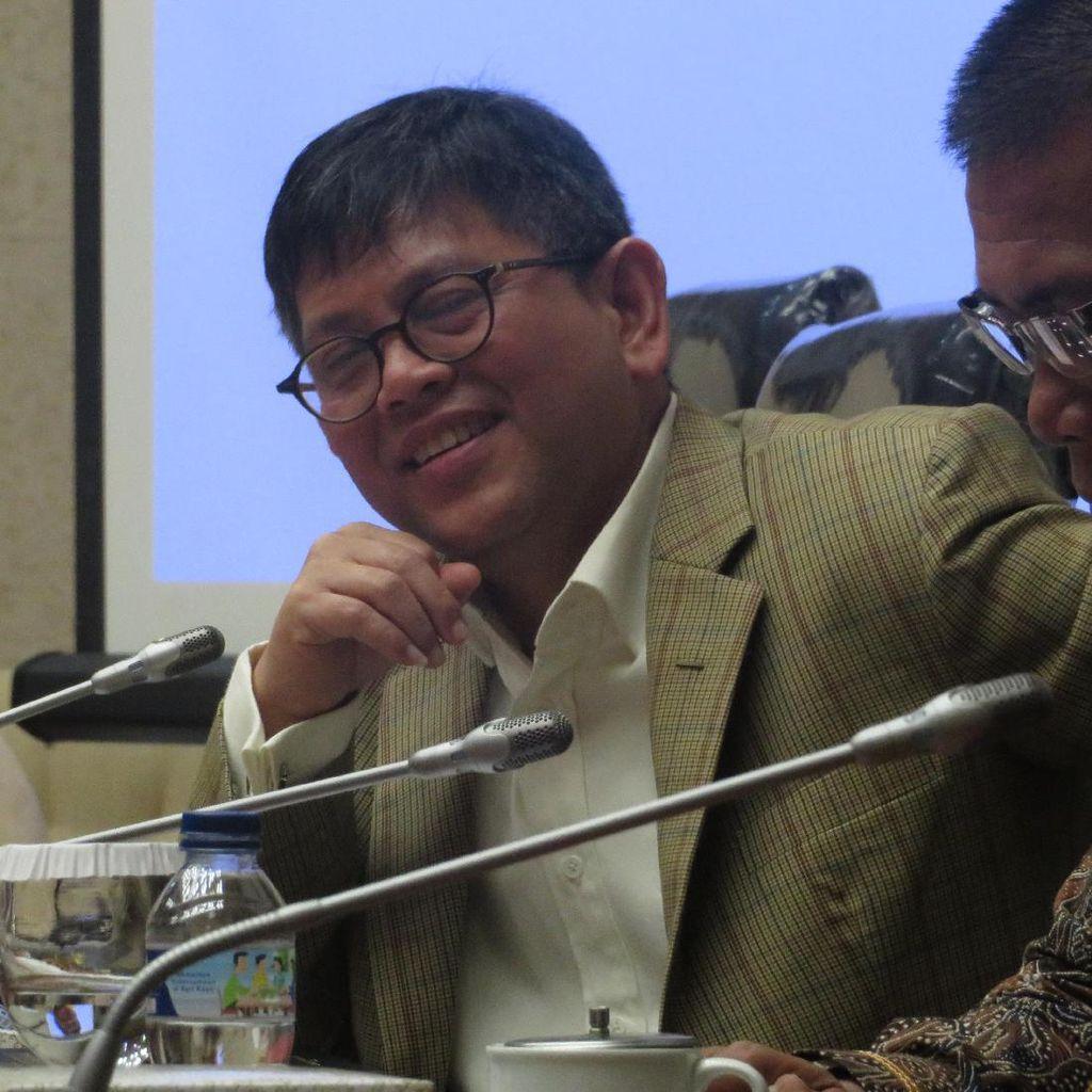 Anggota Komisi III F-NasDem Dukung Kenaikan Anggaran Polri