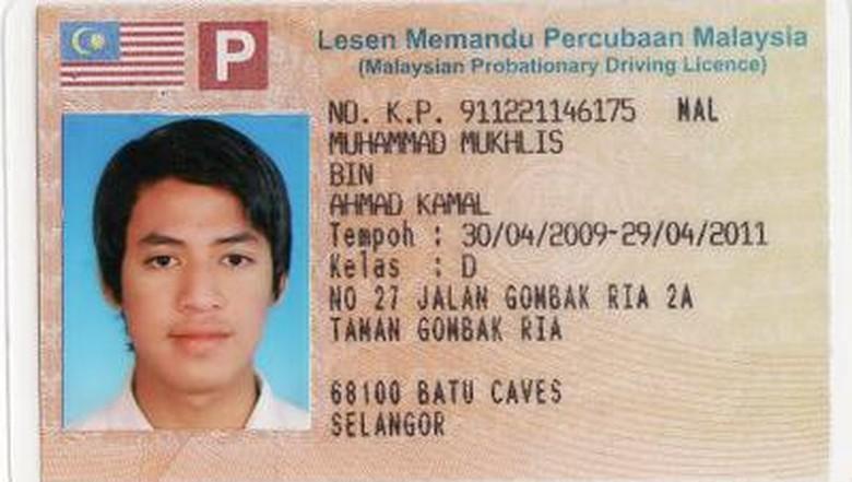 Ribetnya Bikin SIM di Malaysia