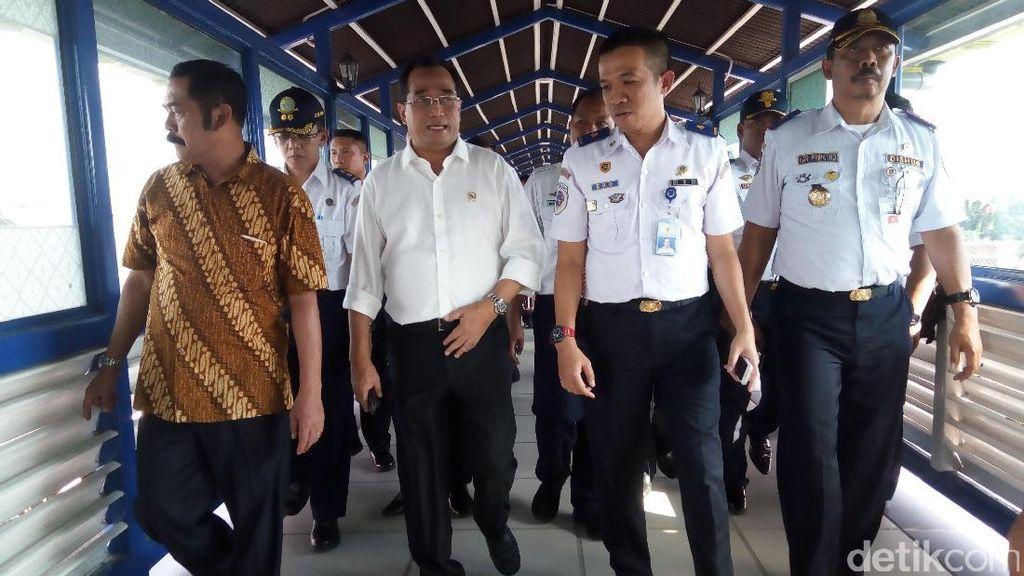 Konstruksi Jalur KA Bandara Solo Ditargetkan Selesai November 2018