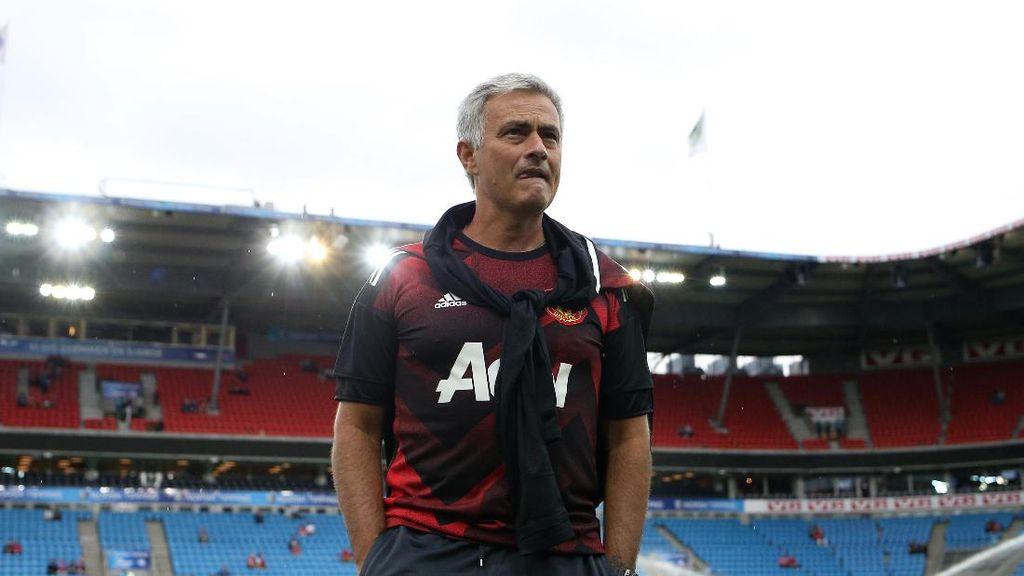 Hasil Lawan Valerenga yang Amat Puaskan Mourinho